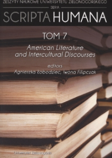 American Literature and Intercultural Discourses