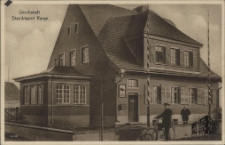 Kargowa / Unruhstadt; Distriktsamt Karge