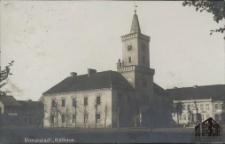 Kargowa / Unruhstadt; Rathaus