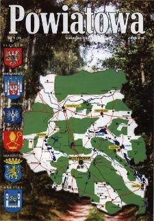 Powiatowa, nr 1 (1) (kwiecień 1999)