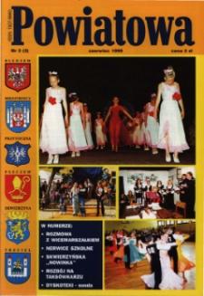 Powiatowa, nr 3 (3) (czerwiec 1999)