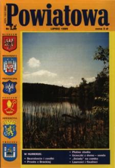 Powiatowa, nr 4 (4) (lipiec 1999)