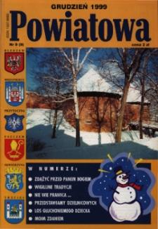 Powiatowa, nr 9 (9) (grudzień 1999)
