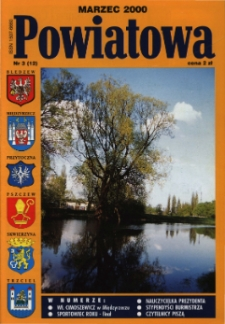 Powiatowa, nr 3 (12) (marzec 2000)