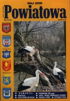 Powiatowa, nr 5 (14) (maj 2000)