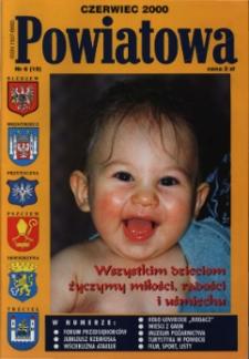 Powiatowa, nr 6 (15) (czerwiec 2000)