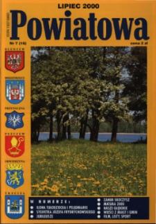 Powiatowa, nr 7 (16) (lipiec 2000)