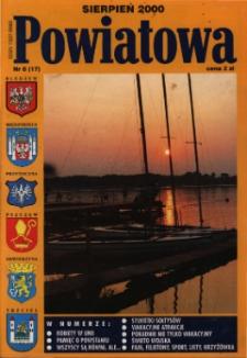 Powiatowa, nr 8 (17) (sierpień 2000)