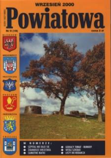 Powiatowa, nr 9 (18) (wrzesień 2000)