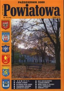 Powiatowa, nr 10 (19) (październik 2000)