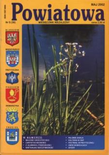 Powiatowa: miesięcznik niezależny, nr 5 (38) (maj 2002)