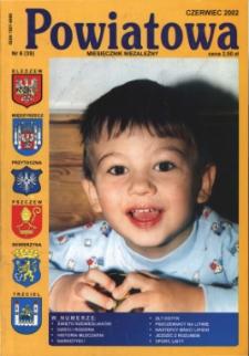 Powiatowa: miesięcznik niezależny, nr 6 (39) (czerwiec 2002)
