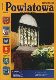 Powiatowa: miesięcznik niezależny, nr 6 (51) (czerwiec 2003)
