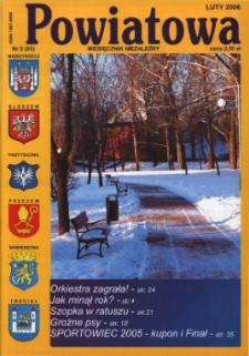 Powiatowa: miesięcznik niezależny, nr 2 (83) (luty 2006)