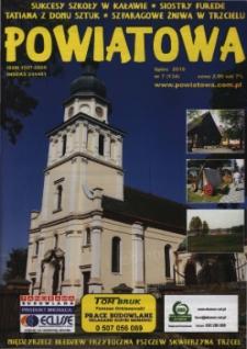 Powiatowa, nr 7 (134) (lipiec 2010)