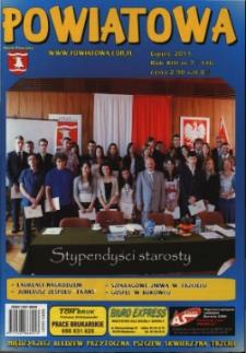 Powiatowa, nr 7 (146) (lipiec 2011)