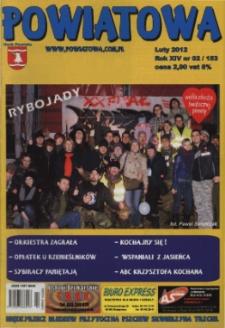 Powiatowa, nr 2 (153) (luty 2012)