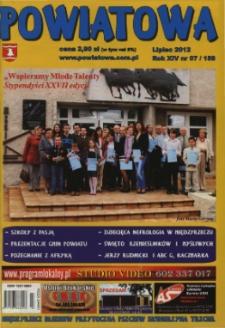 Powiatowa, nr 7 (158) (lipiec 2012)