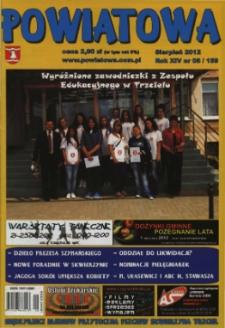 Powiatowa, nr 8 (159) (sierpień 2012)