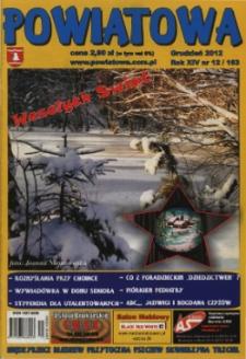 Powiatowa, nr 12 (163) (grudzień 2012)