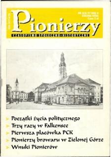 Pionierzy: czasopismo społeczno - historyczne, R. 2, 1997, nr 3 (3)
