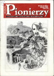 Pionierzy: czasopismo społeczno - historyczne, R. 2, 1997, nr 4 (4)