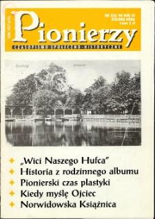 Pionierzy: czasopismo społeczno - historyczne, R. 3, 1998, nr 2 (6)