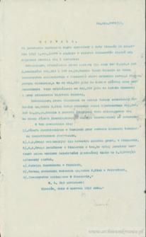 Józef Czerniecki, Jadwiga Czerniecka - Uchwała na podstawie kontraktu kupna sprzedaży