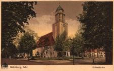 Zielona Góra / Grünberg, Schles.; Erlöserkirche