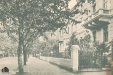 Zielona Góra / Grünberg i. Schl.; Hindenburg Straße