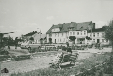 Wysoka; Plac Powstańców Wielkopolskich