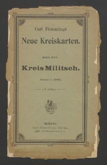 Kreis Militsch [Dokument kartograficzny]