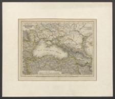Kustenlander des Schwarzen Meeres [Dokument kartograficzny]