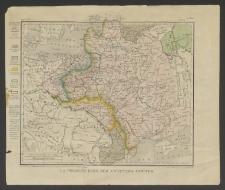 La Pologne dans ses anciennes limites [Dokument kartograficzny]