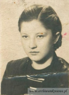 Maria Czerniecka, córka Franciszka - fotografia