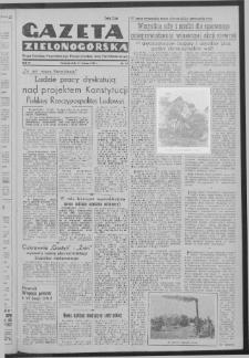 Gazeta Zielonogórska : organ Komitetu Wojewódzkiego Polskiej Zjednoczonej Partii Robotniczej R. IV Nr 36 (11 lutego 1952)
