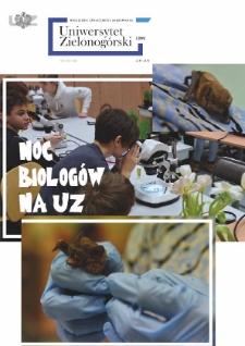 Uniwersytet Zielonogórski, 2019, nr 2 (luty)
