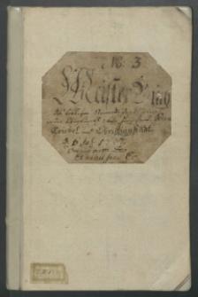Meisterbuch der Müller.