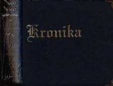 Kronika Szkoły Podstawowej w Brójcach - rok szkolny 2007/2008