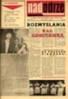 Nadodrze: pismo społeczno-kulturalne, maj 1959