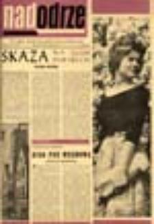 Nadodrze: pismo społeczno-kulturalne, wrzesień 1960
