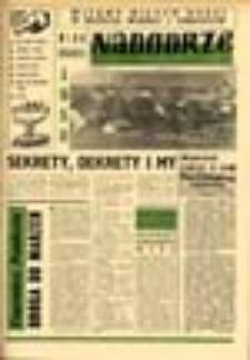 Nadodrze: wydanie specjalne, październik 1958