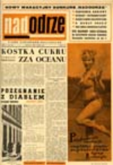 Nadodrze: pismo społeczno-kulturalne, lipiec 1960