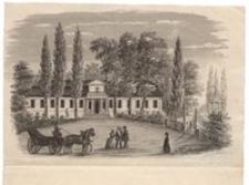 Pałac w Radziwiłłowie