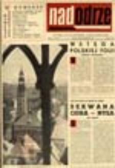 Nadodrze: pismo społeczno-kulturalne, kwiecień 1961