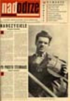 Nadodrze: pismo społeczno-kulturalne, maj 1961