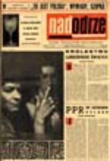 Nadodrze: pismo społeczno-kulturalne, styczeń 1962