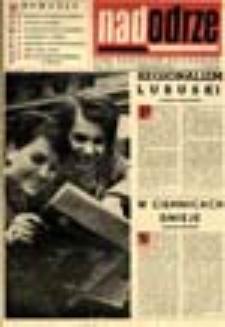 Nadodrze: pismo społeczno-kulturalne, maj 1962