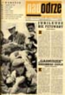 Nadodrze: pismo społeczno-kulturalne, lipiec 1962