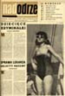 Nadodrze: pismo społeczno-kulturalne, sierpień 1962